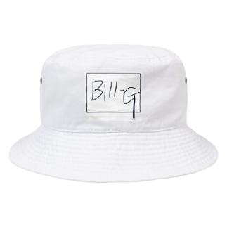 Bill-G オリジナルハット Bucket Hat
