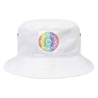 魔方陣 Bucket Hat