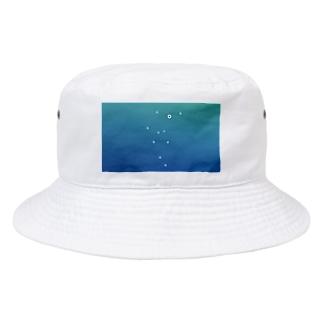 深海で呼吸 Bucket Hat