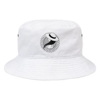 ひまわり娘 Bucket Hat