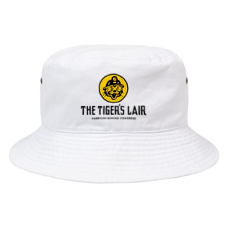 THE TIGER'S LAIR Bucket Hat