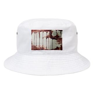 mayuri.M+aの私の血のバケハです Bucket Hat