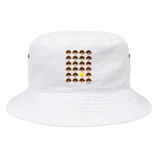 どんぐりくん Bucket Hat