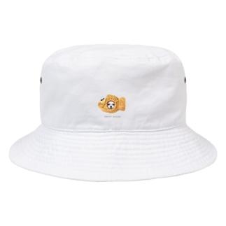 毎日ぷ助⑤ Bucket Hat