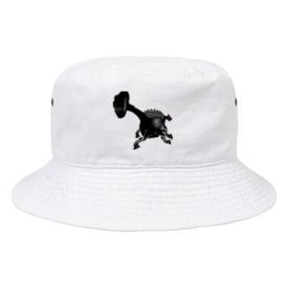 テツビンアンキロ Bucket Hat