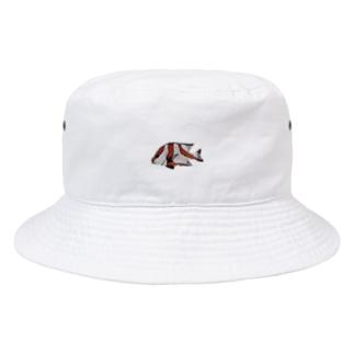 センネンダイ君 Bucket Hat
