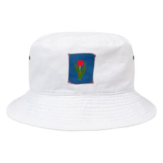 la la la Bucket Hat