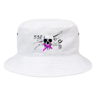 口八丁 Bucket Hat
