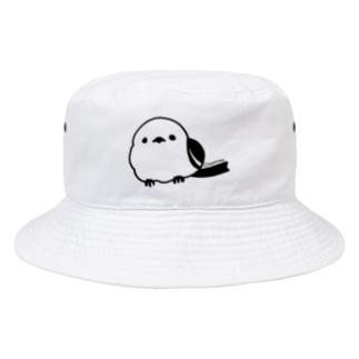 シマエナガ Bucket Hat