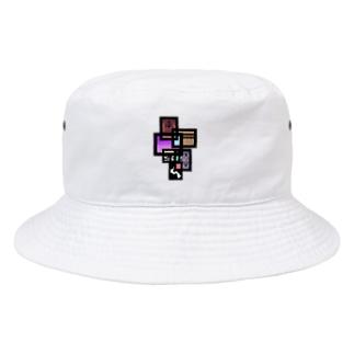 パネル Bucket Hat