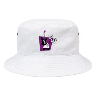 NEW-SCHOOL HARDCORE GUITARIST!! Bucket Hat