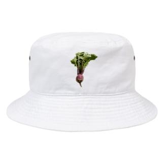 かぶちゃん その2|切り抜き Bucket Hat