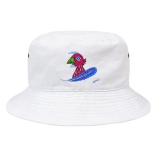 偽鳥 Bucket Hat
