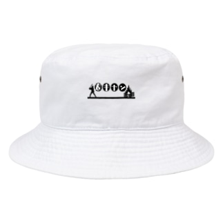 春季キャンプ Bucket Hat