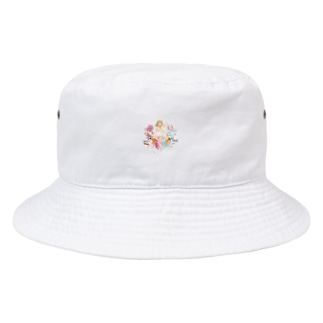 【POP MeteoRサイン入り】100RT達成記念グッズ Bucket Hat