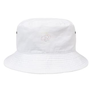 糸くず Bucket Hat