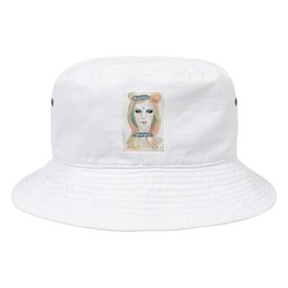 女神ちゃん Bucket Hat