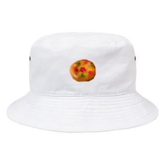 ウズベキスタンで買ったでかいパン Bucket Hat