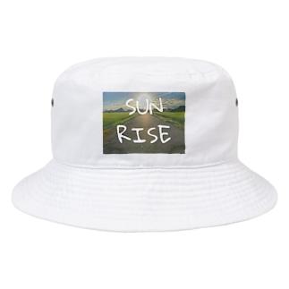 Sun rise Bucket Hat