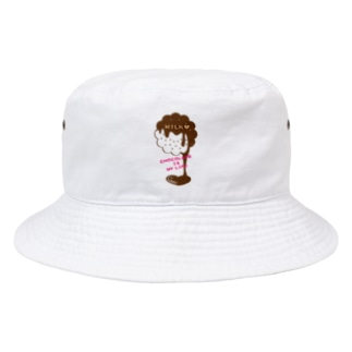 CT98 CHOCOKATE IS MY LIFE*C Bucket Hat