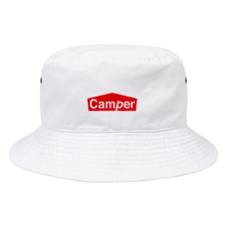 Camper by ソトリスト Bucket Hat