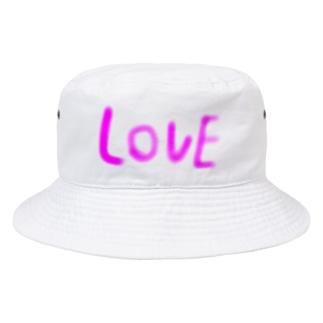 スプレーラブ Bucket Hat