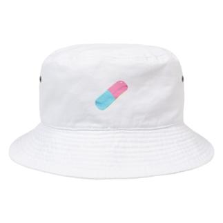 なんかのくすり Bucket Hat