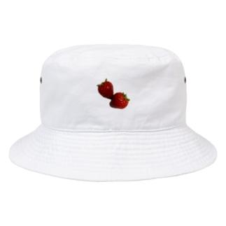 Strawberry Kiss Bucket Hat