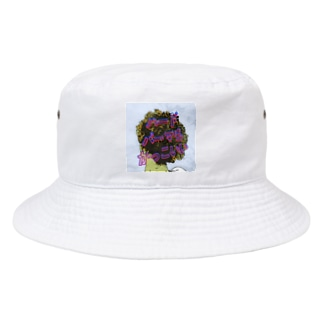 ツイスト Bucket Hat