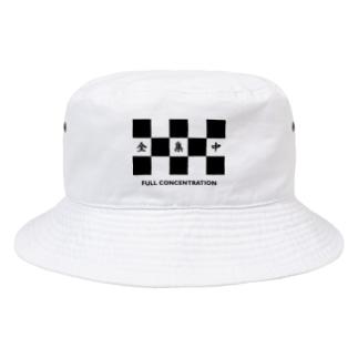 全集中 Bucket Hat