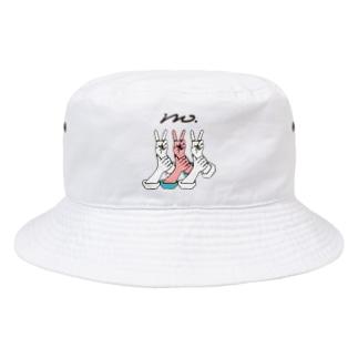 110 すごいぴーす Bucket Hat