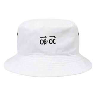 べくとる Bucket Hat