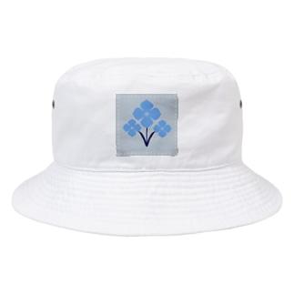東欧風桔梗 Bucket Hat