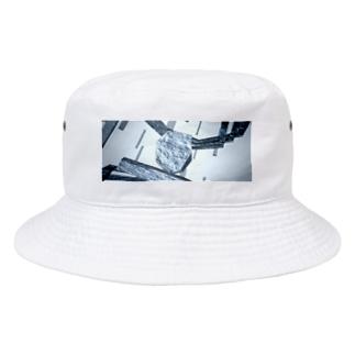 よくわからない Bucket Hat