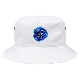 薔薇のブラックホール Bucket Hat