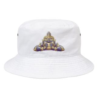 悪運退散ラーフ神 Bucket Hat