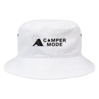 CAMPER MODE Bucket Hat