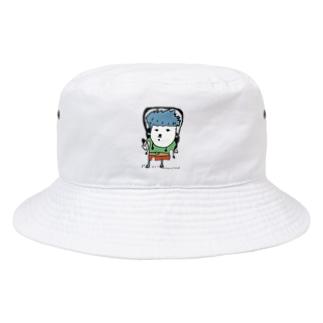 白ちゃんListen Bucket Hat