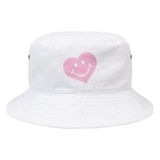 スマイルハート♡ Bucket Hat