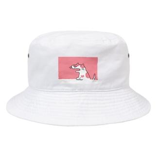 ぶちねこさん Bucket Hat
