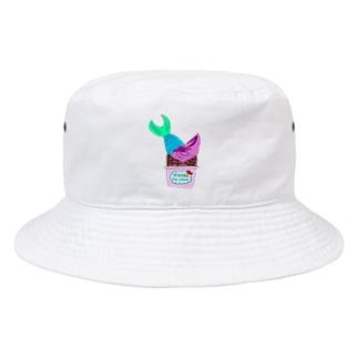 マーメイドアイス Bucket Hat