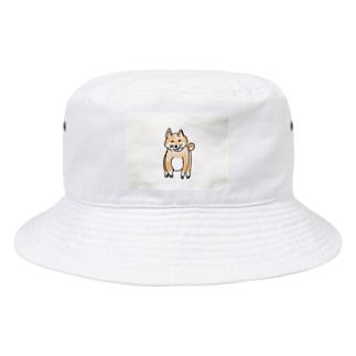 柴犬(おすわり) Bucket Hat