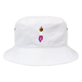 Mr.Egg Bucket Hat