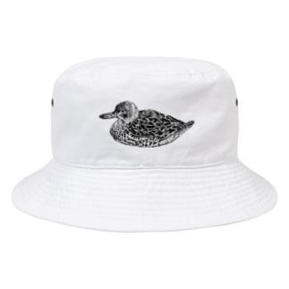 カモ Bucket Hat