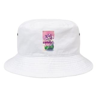 キャベツとロリータ Bucket Hat