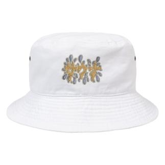 サウナ Bucket Hat