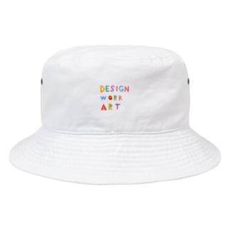 DESIGN WORK ART  Bucket Hat