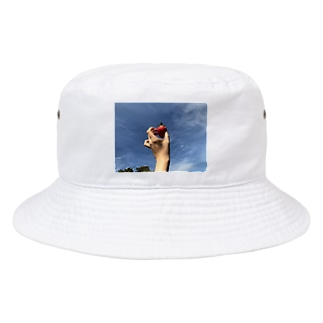 いちごの空 Bucket Hat