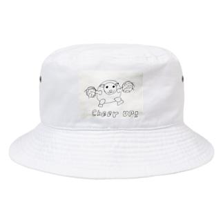 電気ひつじ Bucket Hat