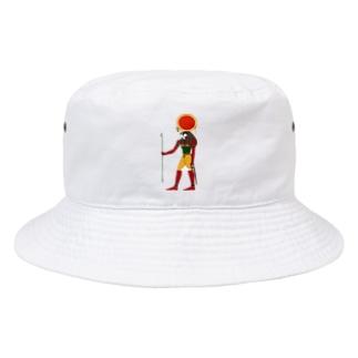 らーさま Bucket Hat